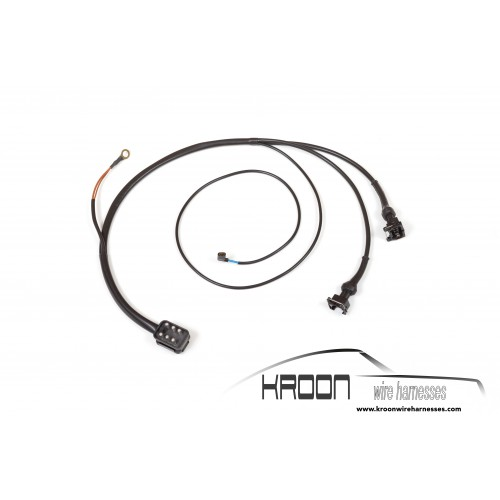 [TG_4541] Loop Wire Harness Schematic Wiring