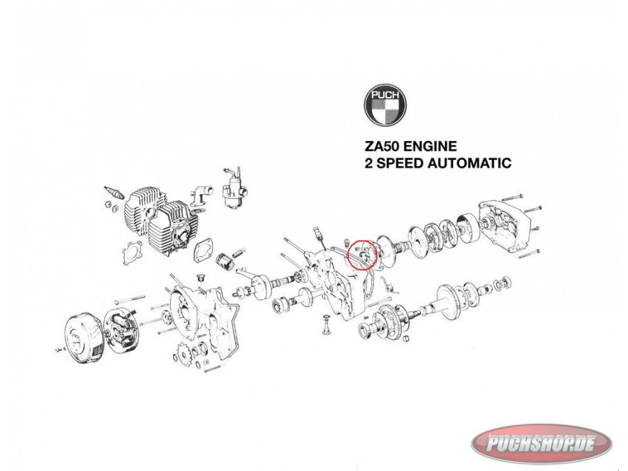 [BG_8185] Puch Engine Diagram Wiring Diagram