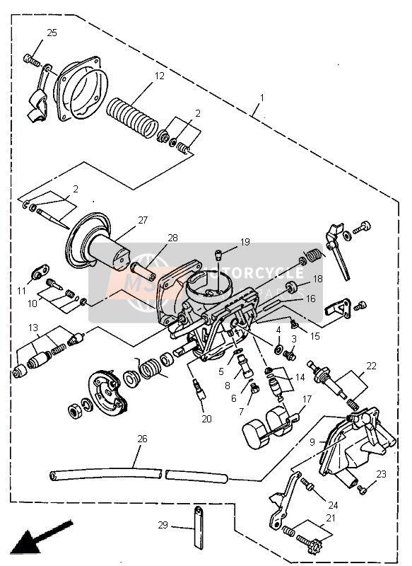 Yamaha Roadstar Wiring Diagram : Yamaha Tach Wiring