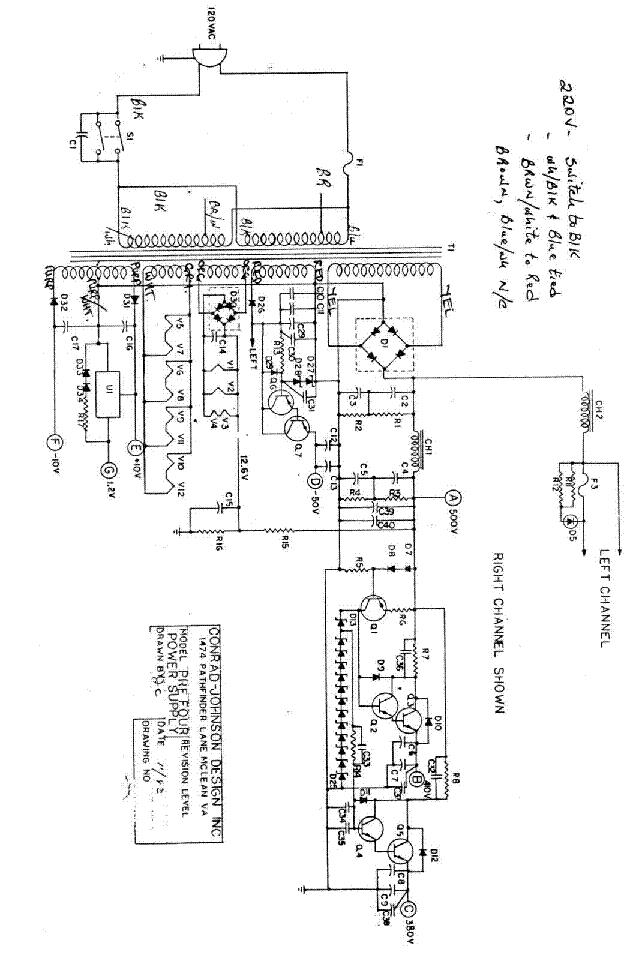 [YM_7741] Premier Amp Schematic Wiring Diagram