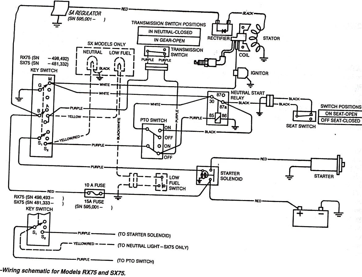 [GK_4087] 2040 John Deere Light Diagram Wiring Diagram