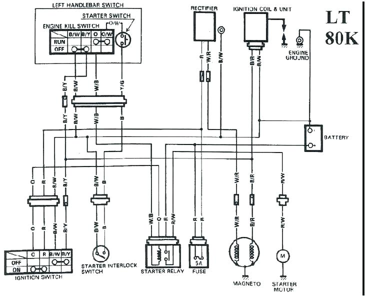 2007 Yamaha Rhino 660 Ignition Switch Wiring Diagram