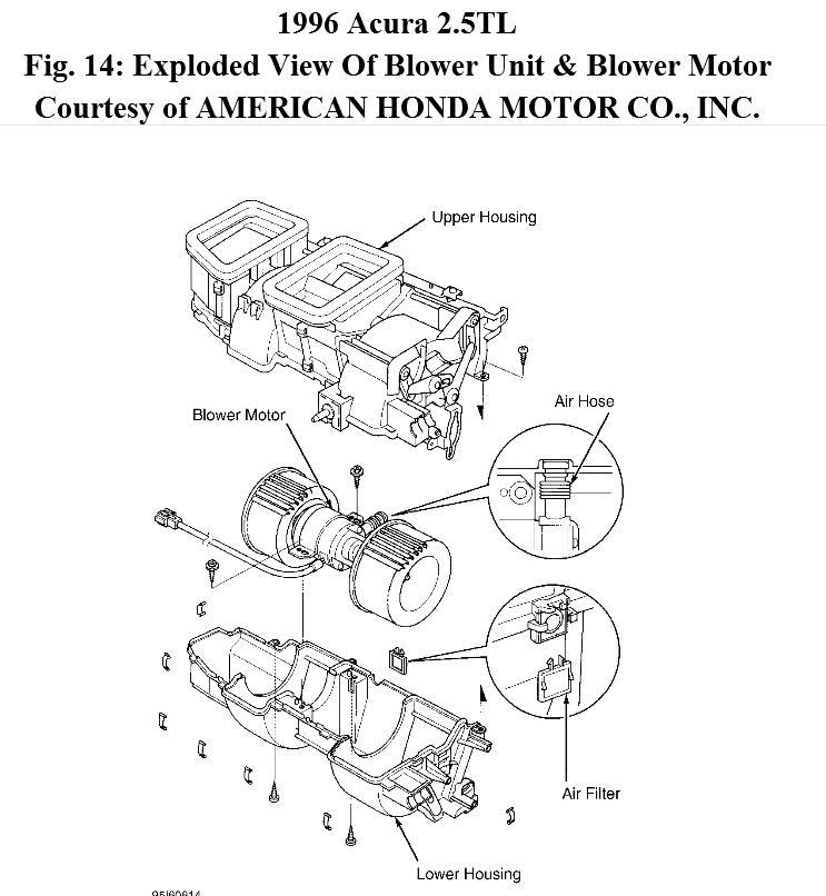 [XO_2653] Acura Tl Engine Diagram 1996 Acura Tl 3 2 Engine