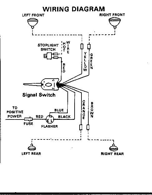 [XK_6410] Turn Signal Switch Wiring Schematics Wiring Diagram