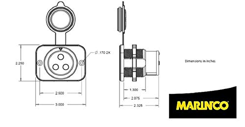 Marinco 50 Amp Plug Wiring Diagram For Your Needs