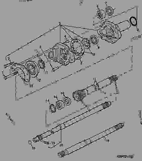 [NS_3862] 2040 John Deere Light Diagram Wiring Diagram