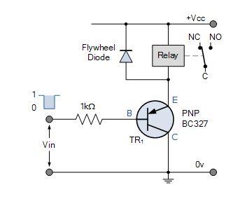 [BL_6718] Relay Switch Circuit Diagram Wiring Diagram