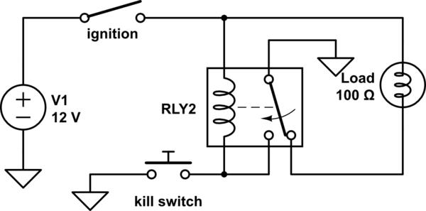 [LA_2120] Circuit Diagram Using Relay Wiring Diagram