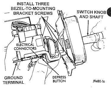 1998 Dodge Ram 3500 Headlight Switch Wiring Diagram