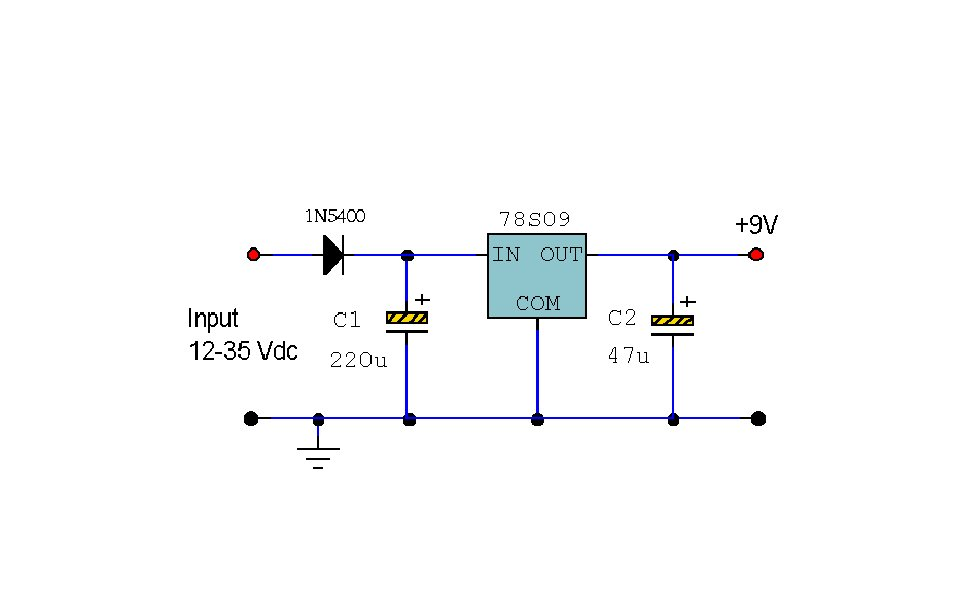[YD_3328] Simple Led Schematic Led Driver Circuit Cat3603