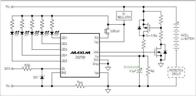 [CA_9576] Simple Led Schematic Led Driver Circuit Cat3603