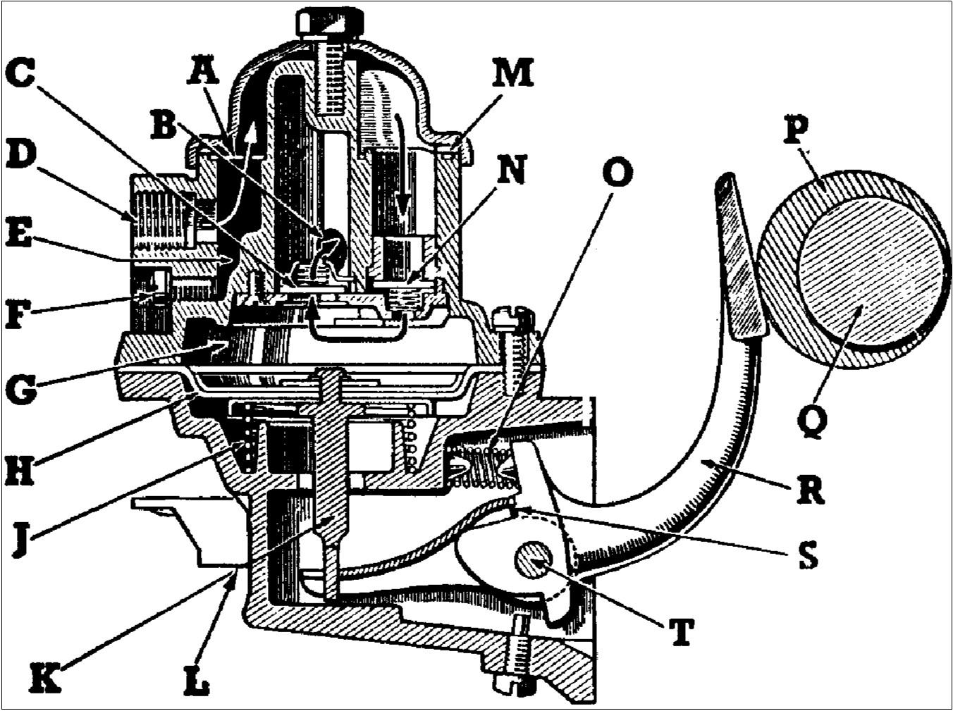 [HS_7616] General Fuel Pump Diagram Schematic Wiring