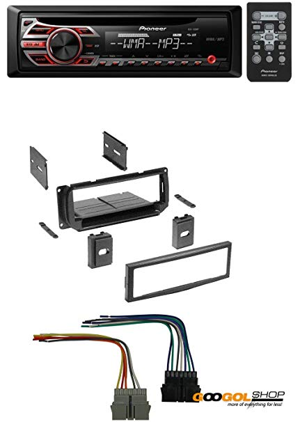 rr7795 wiring for pioneer car stereo free diagram