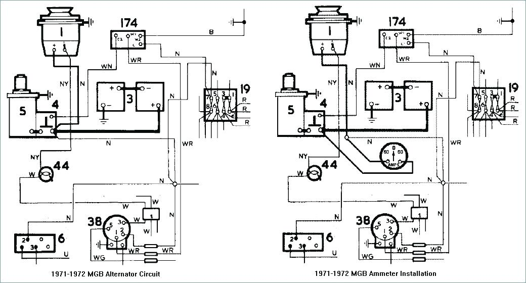 [DIAGRAM] 1973 Mg Mgb Wiring Diagram Schematic FULL