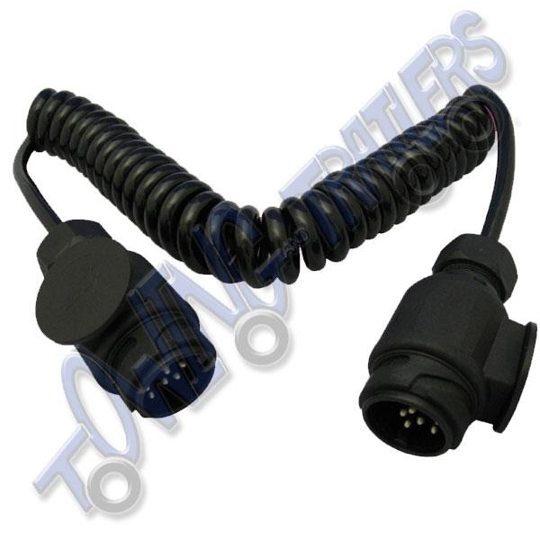 fw0416 13 pin caravan plug problems schematic wiring
