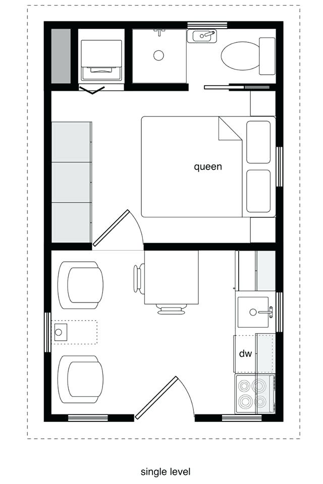 [RS_4836] As Well Framing A Tiny House Plans On Trailer On