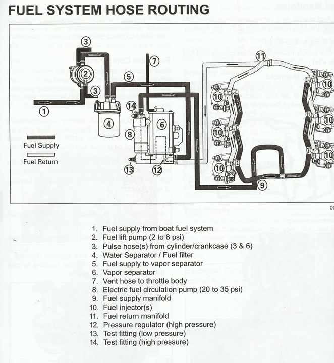 [ZO_1000] Evinrude E Tec Fuel Filter Download Diagram