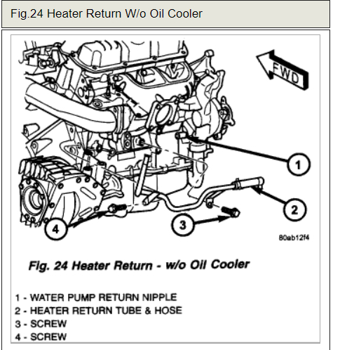 [VB_3775] 2000 Dodge Grand Caravan Cooling System Diagram
