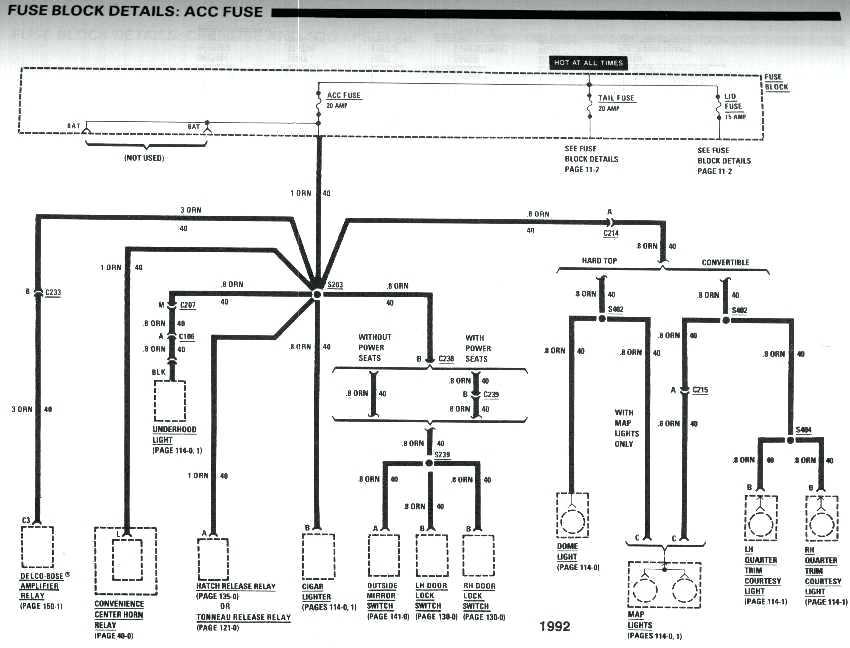 [HB_6698] Pontiac Pursuit 2006 Wiring Diagram Free Diagram