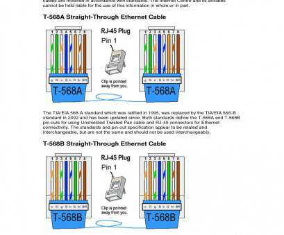kv9950 ethernet cable color code diagram schematic wiring