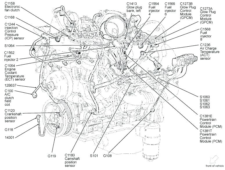 [YE_2695] Ford 292 Engine Diagram Free Diagram