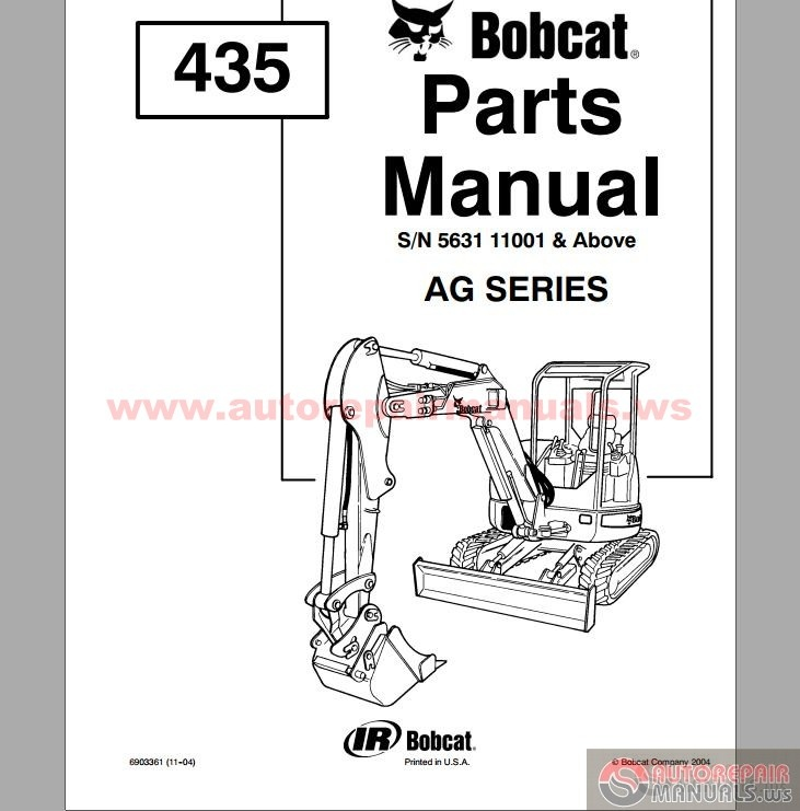 [FB_3892] Bobcat Parts Diagram 753 Wiring Diagram