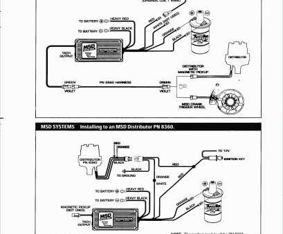 vw8675 6al wiring diagram besides msd distributor wiring