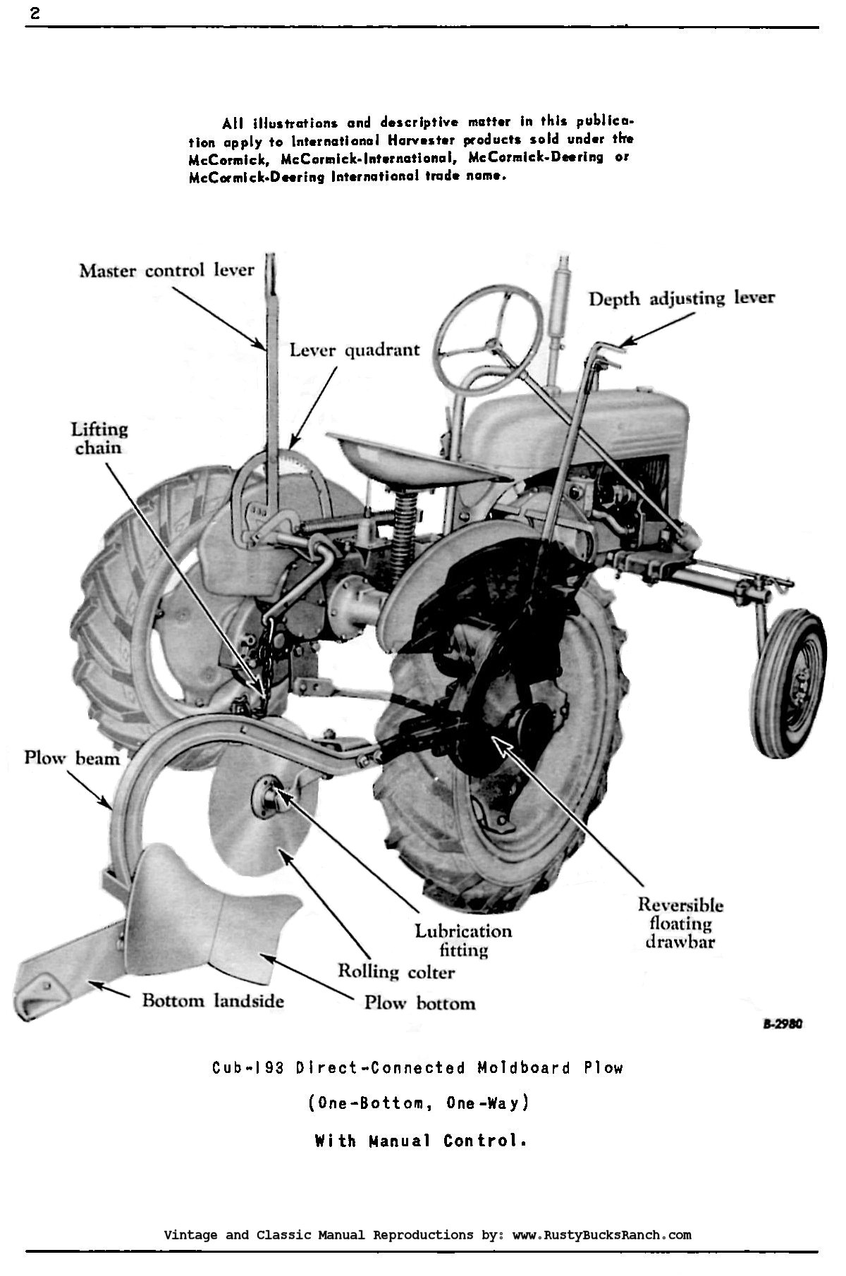 [VN_4147] Additionally Farmall 560 Wiring Diagram On