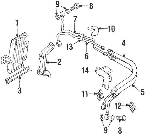 1995 Mitsubishi V6 Engine Diagram : 1995 Mitsubishi Mirage