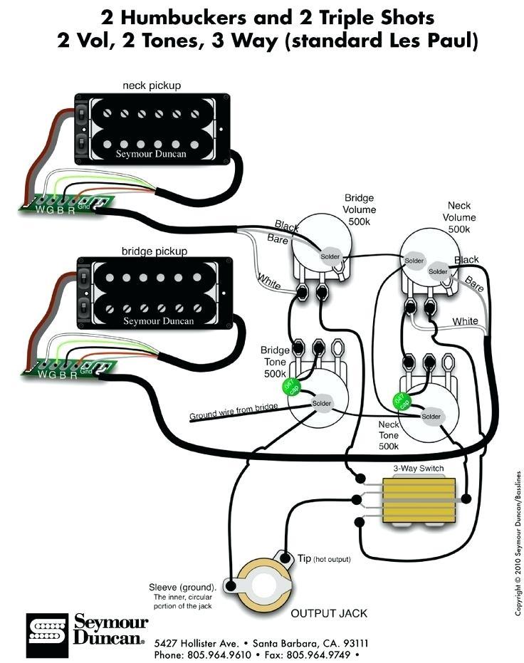Seymour Duncan Jb Humbucker Wiring Diagram Gibson Les Paul