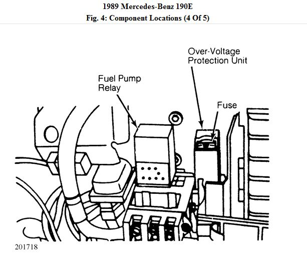 [SC_1643] Mercedes Fuel Pump Diagram Wiring Diagram