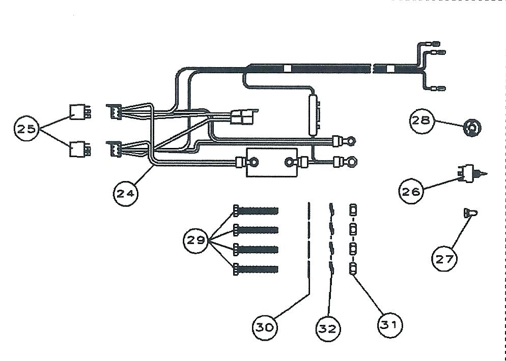 [VY_9824] Hydraulic Jack Repair Parts List Schematic Wiring