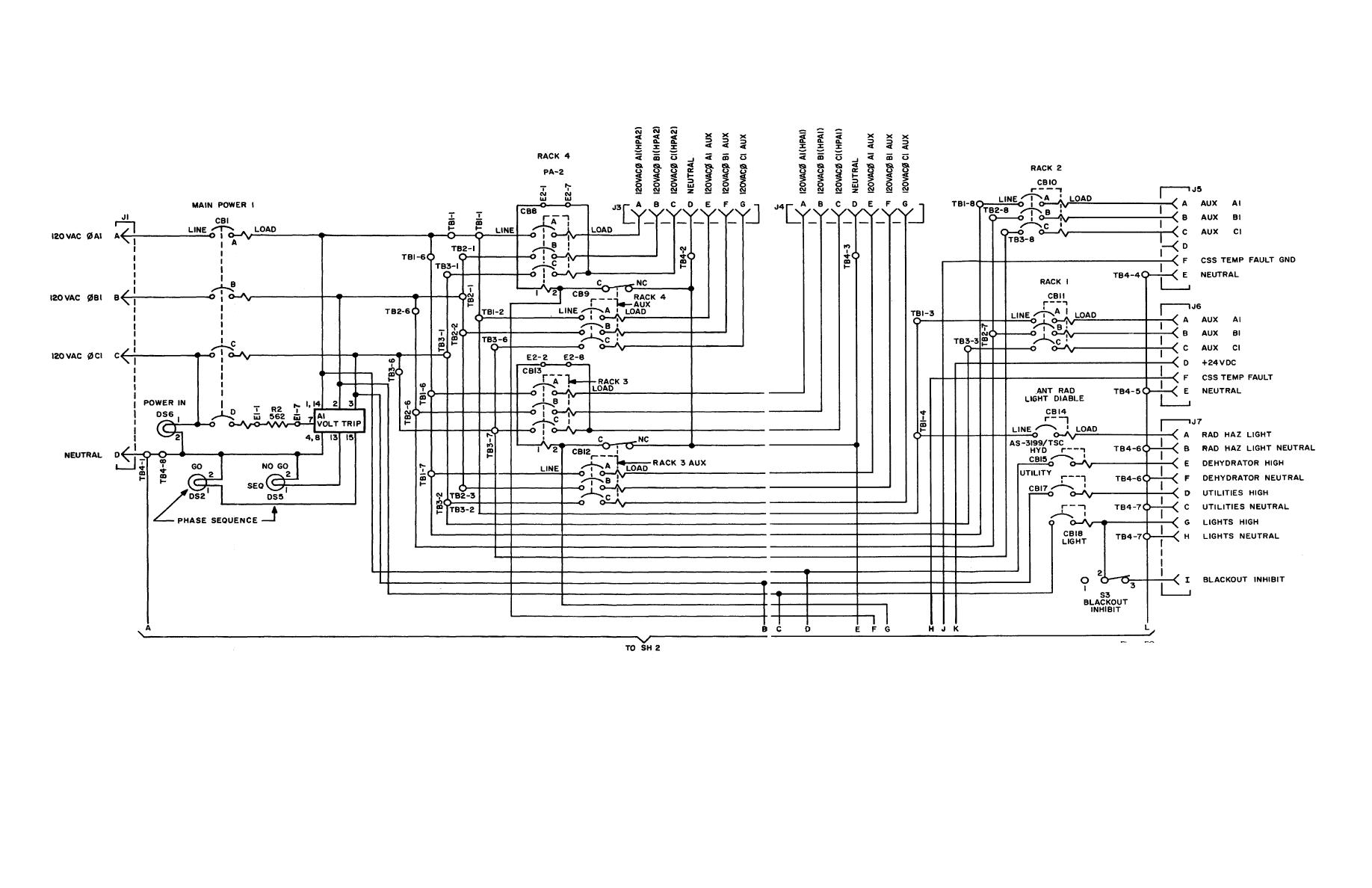 [SV_9866] Distribution Panel Wiring Diagram Free Diagram