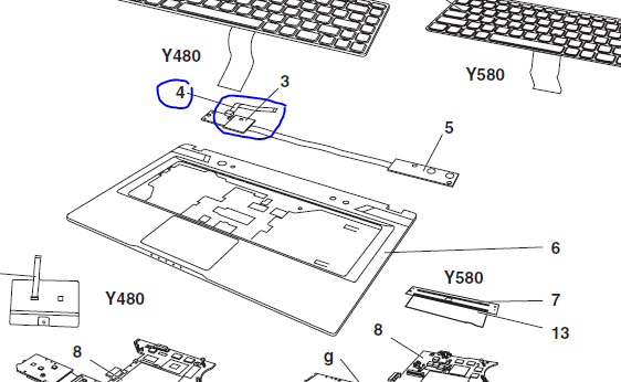 [GM_1166] Ribbon Cable Schematic Download Diagram