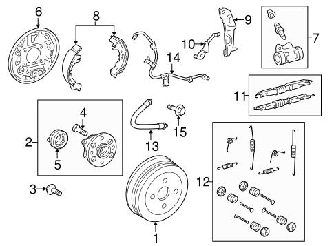 [VW_7745] Toyota Brakes Diagram Download Diagram