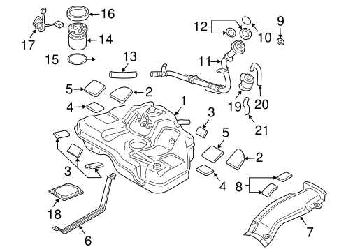 [ED_7922] Mazda 6 Fuel Pump Diagram Free Diagram