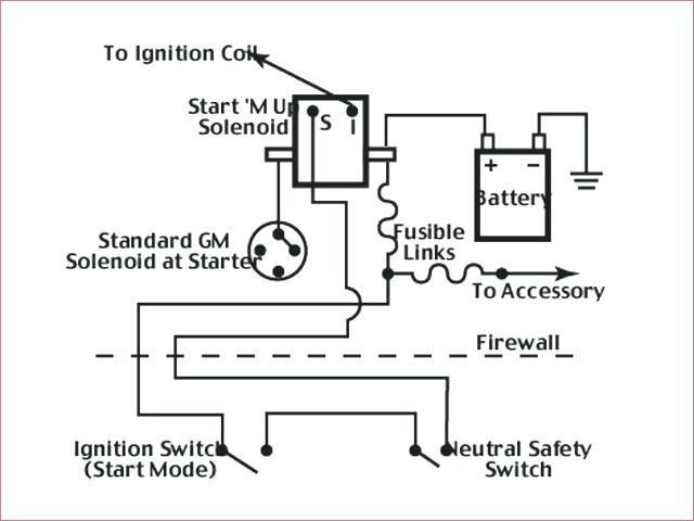 Starter Wiring Diagram Chevy | hobbiesxstyle | Chevrolet Starter Solenoid Wiring Diagram For Older |  | hobbiesxstyle