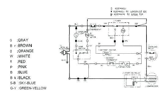 grafik lg double door refrigerator wiring diagram hd version