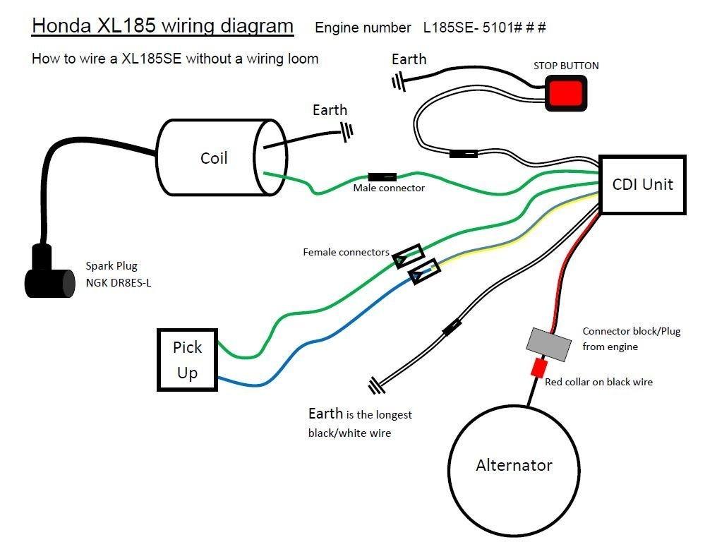 [KD_7257] Daytona Cdi Wiring Diagram Free Diagram
