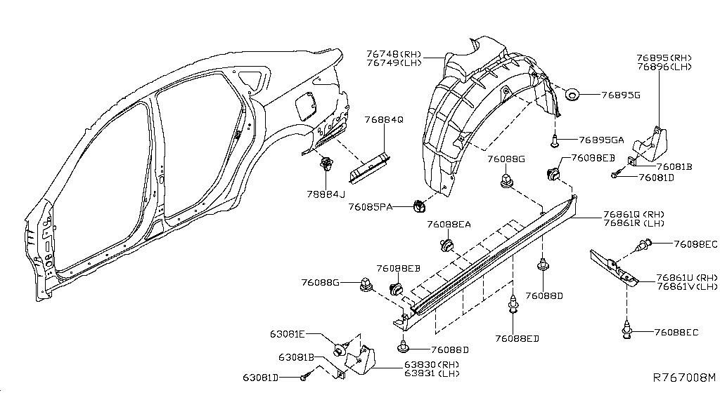 [RY_1570] Nissan Altima Body Parts Diagram Wiring Diagram