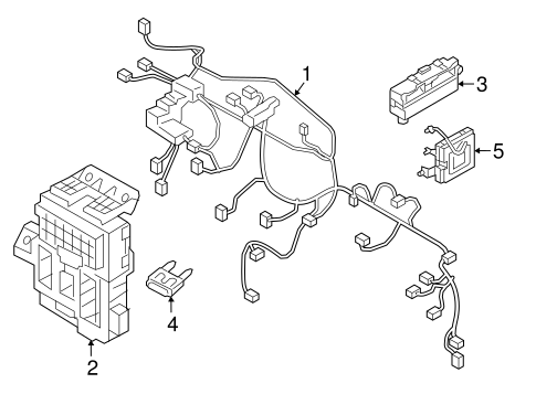 [KB_7572] Hyundai Tail Light Wiring Harness Schematic Wiring