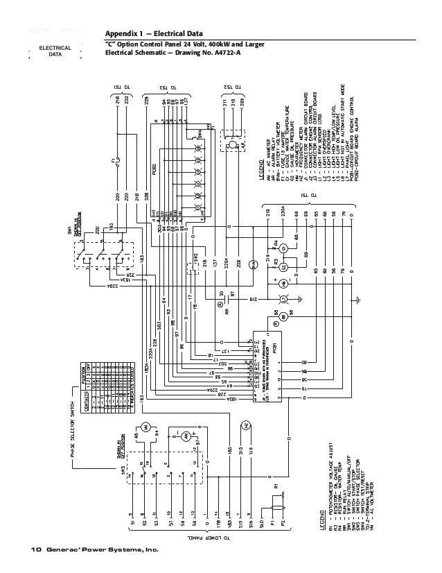 [KO_8954] 100 Kva Generator Control Panel Wiring Diagram