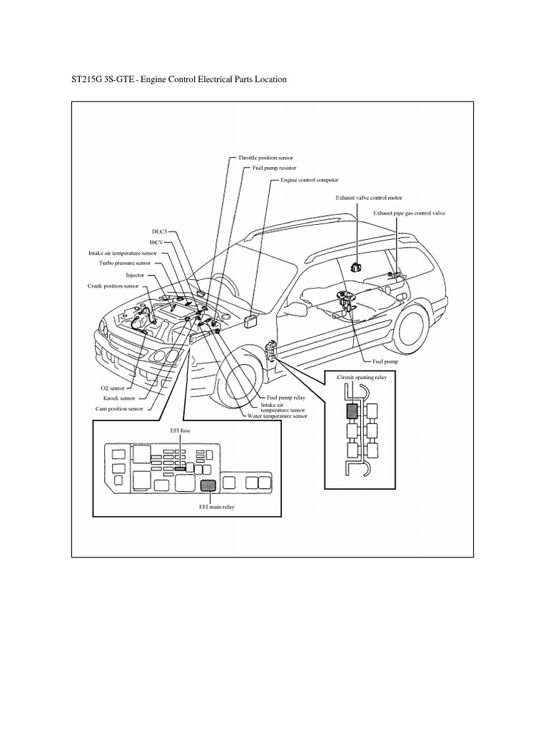 [VW_3615] I Need A Wiring Diagram For Toyota Caldina
