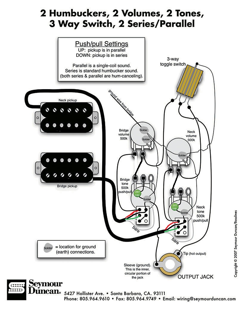 [RA_5739] Phase Guitar Wiring Diagram Likewise Gibson Les