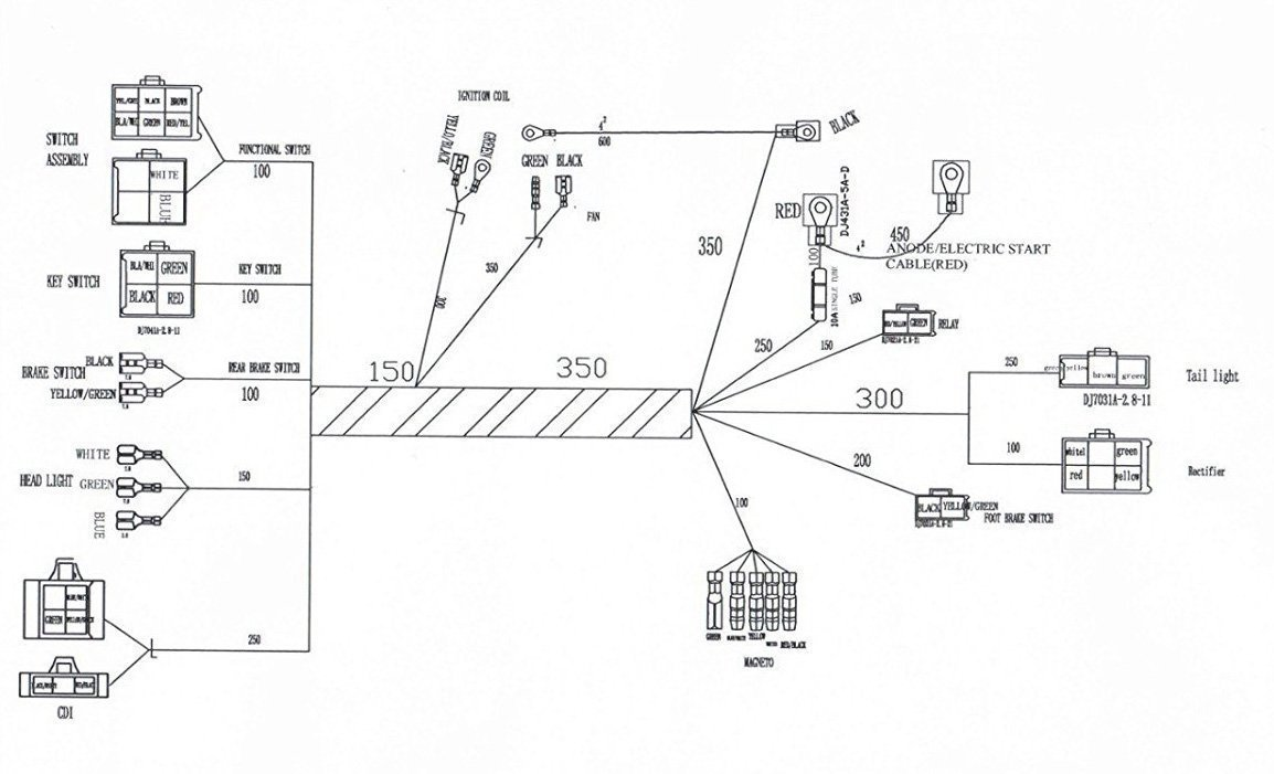 [HY_2662] 250 Quadcopter Wiring Diagram Download Diagram