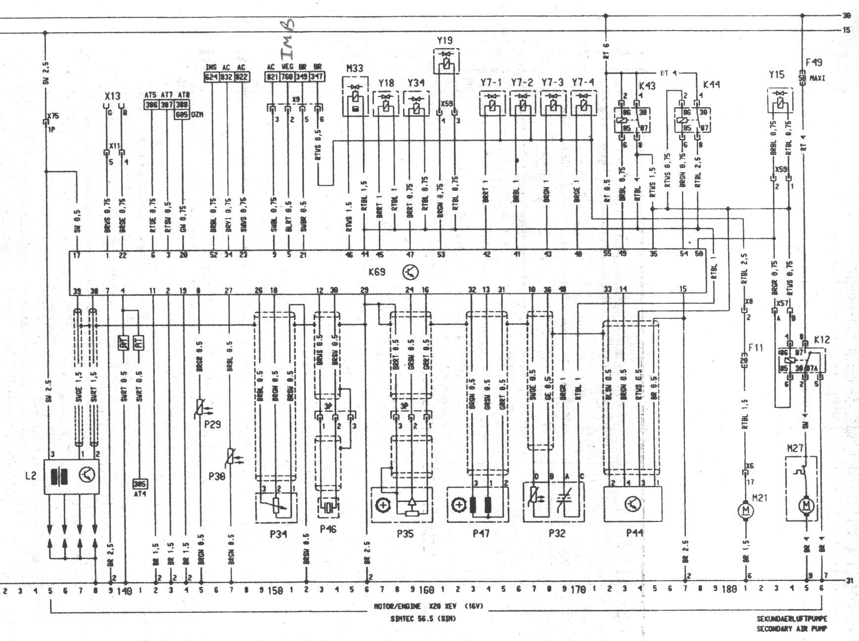 [OC_1759] Skoda Engine Wiring Diagram Schematic Wiring