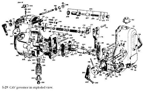 [ST_4703] Cav Fuel Pump Diagram Schematic Wiring