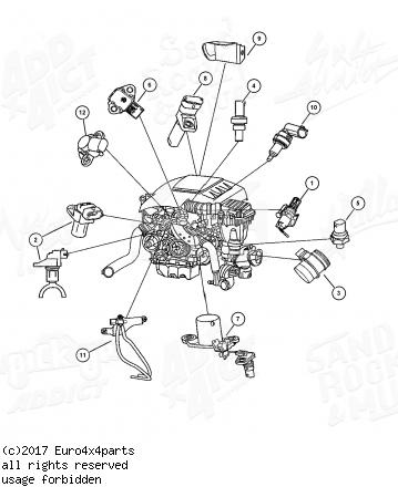 [EX_5472] Jeep Crank Position Sensor Schematic Wiring