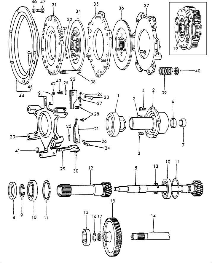[OF_4658] Farmall 560 Pto Diagram Free Diagram