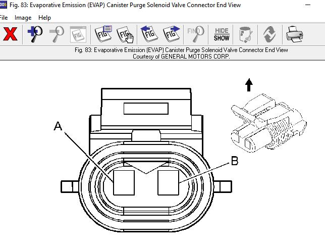 [GB_9977] Chevy Evap System Diagram Schematic Wiring